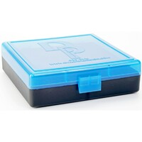 Dillon Plastic Ammo Box - 100 Rounds