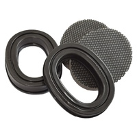 DAA  Silicon Replacement Ear Pad Kit (Sordin & Peltor)