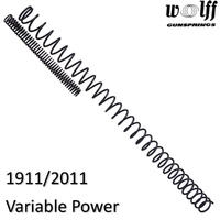 Wolff 1911/2011 Variable Power - Recoil & Firing Pin Spring Set