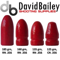 DB Bonded Coated Lead Alloy Projectiles - 500g Sample Packs