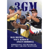 3GM Shooting Techniques of the Grand Masters DVD