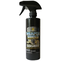 Weapon Shield Solvent 16oz Bottle with Sprayer