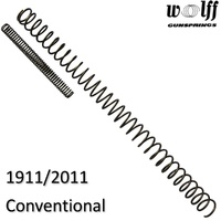 Wolff 1911/2011 Conventional Recoil & Firing Pin Spring Set
