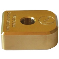 Victor Precision Brass Magazine Base - Open Division